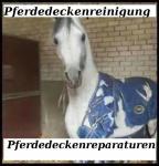 Pferdedecken-Reinigungs- und Reparaturservice