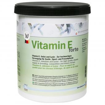Viramin E, zur hochwertigen Vitaminversorgung, 1kg