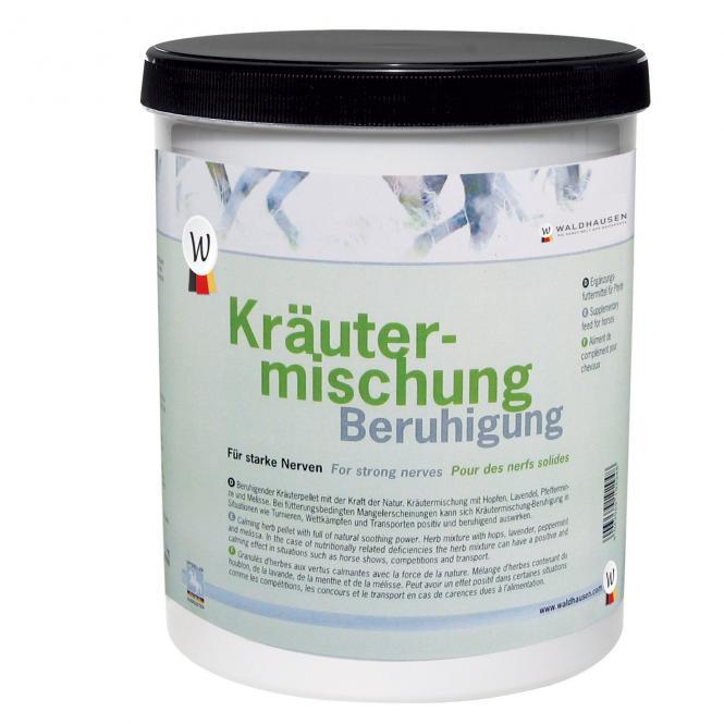 Kräutermischung, beruhigend, 1 kg